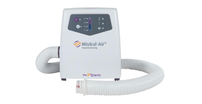Skuteczne i ciągłe ogrzewanie pomaga chronić pacjentów przed hipotermią.