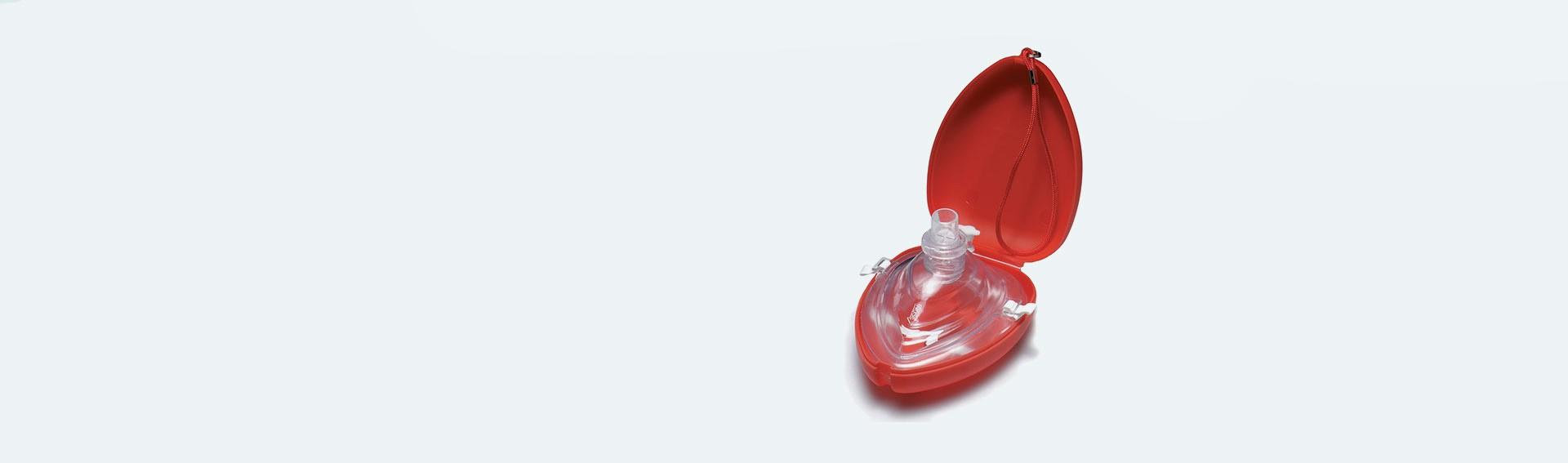 Maska ratownicza CPR